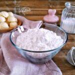 Zucchero Idrorepellente fatto in casa