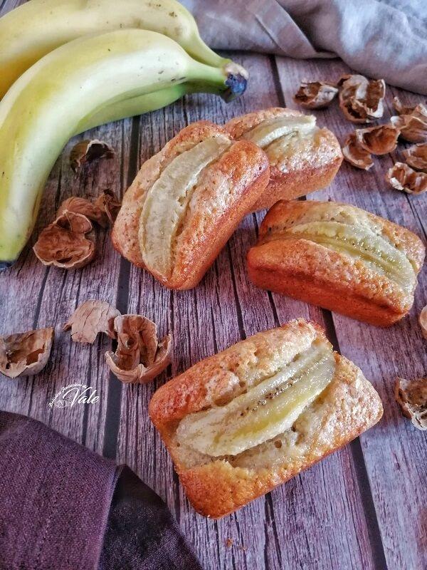 Banana Bread ricetta americana