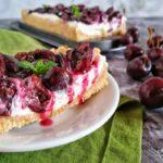 Cheesecake Ciliegie e Ricotta