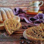 Ciambellone al Caffè con Gocce di Cioccolato