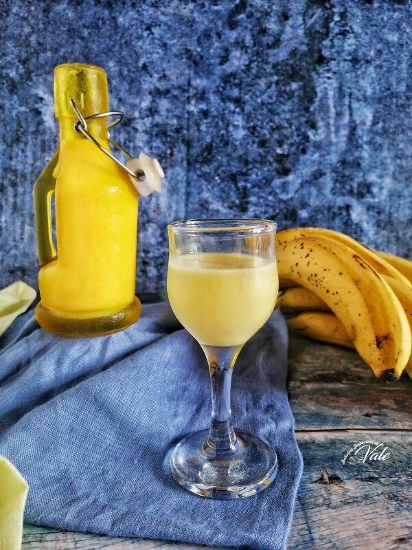 Liquore alla Banana o Bananino