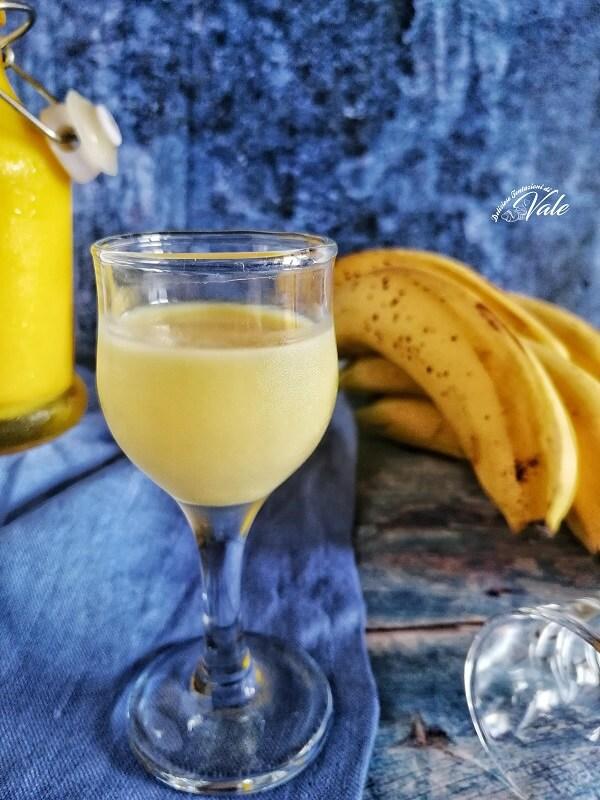 Liquore alle Banane