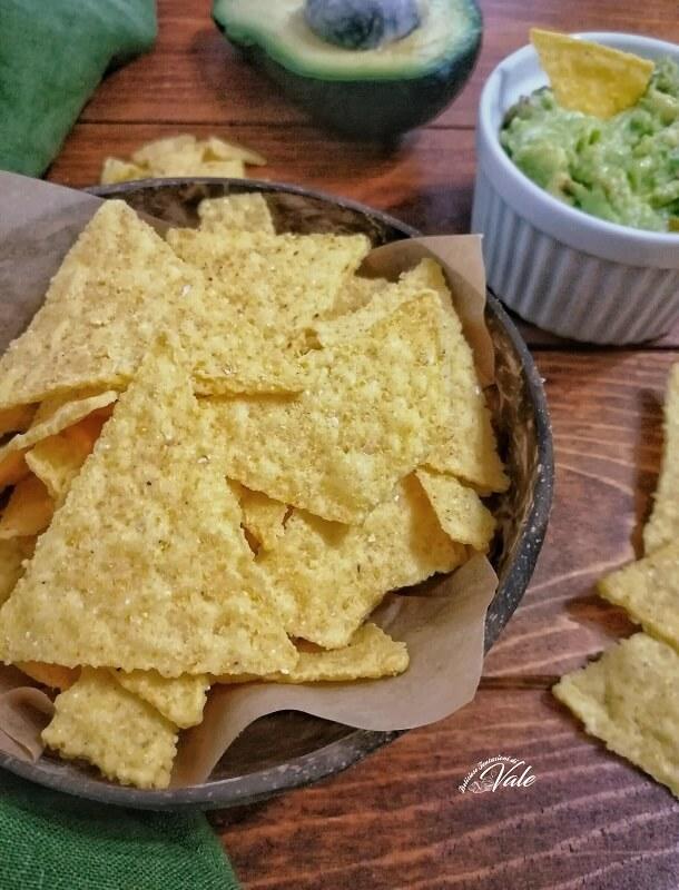 Nachos (Tortillas Chips)