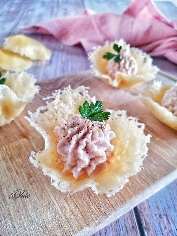 Cialde di Parmigiano