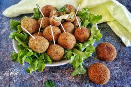 Crocchette di Patate al Pesto