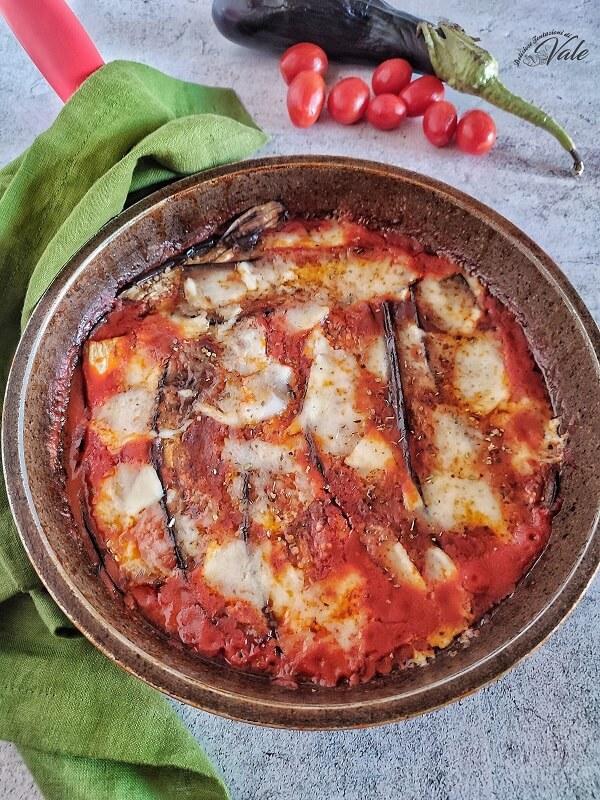 Melanzane alla Pizzaiola senza forno