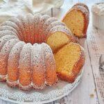Ciambella al Quark (quark Cake)