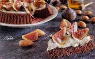 Crostata Morbida Fichi e Mandorle