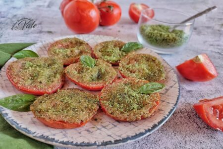 Pomodori Gratinati Light
