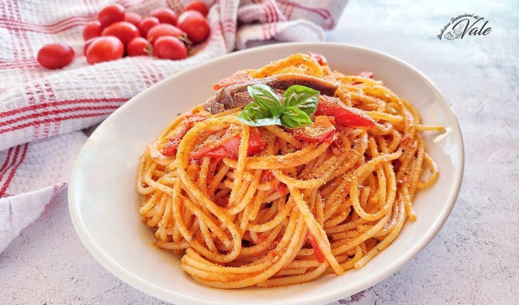 SPAGHETTI ALLA GENNARO il piatto napoletano preferito di Totò