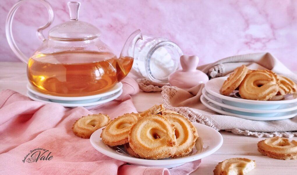 Biscotti di Frolla Montata (Montersino)