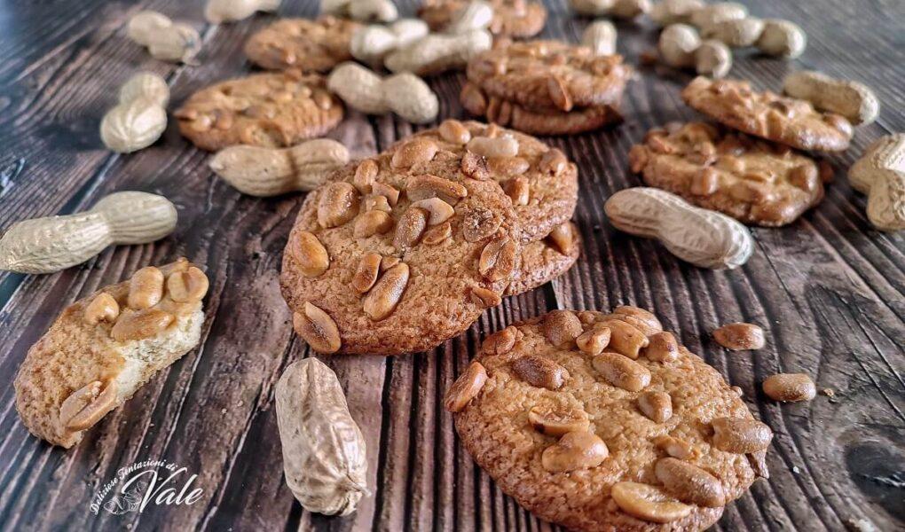 Cookies alle arachidi
