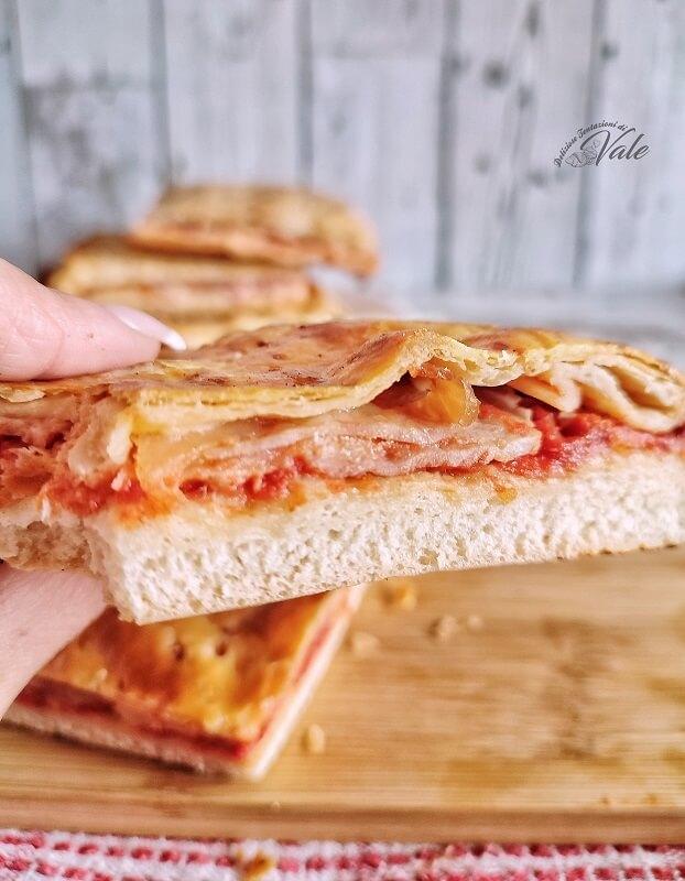 Pizza Parigina Ricetta Napoletana